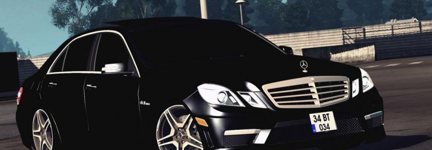Mercedes C63 BRKTN24 edit