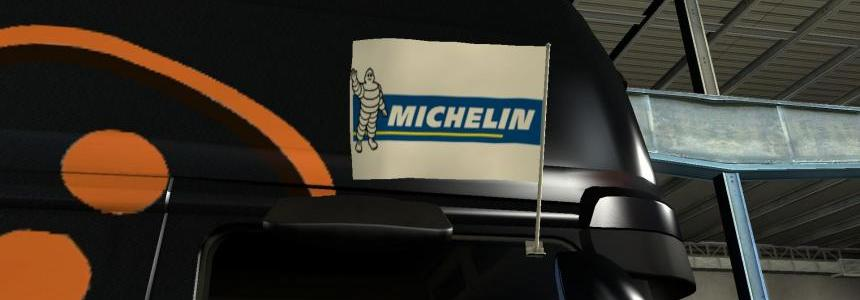 Michelin Flags