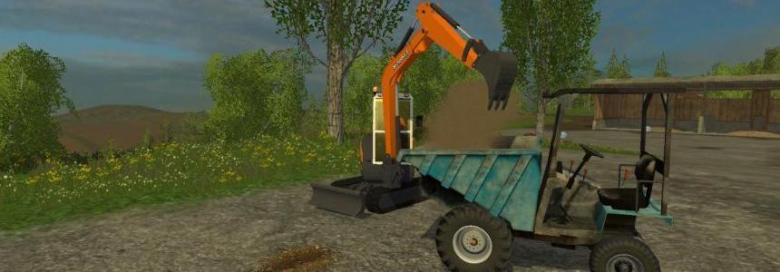 Mini Dumper v1.0