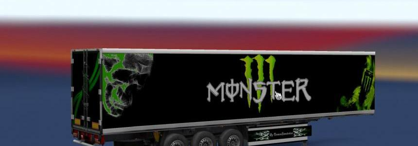 Monster Energy trailers 1.24