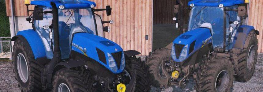 NEW HOLLAND T7 170 v1.0
