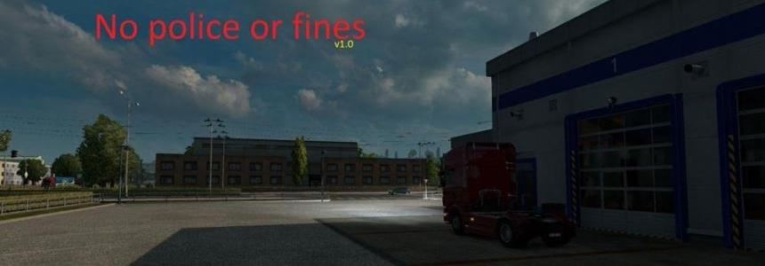 No Police or Fines v1.0
