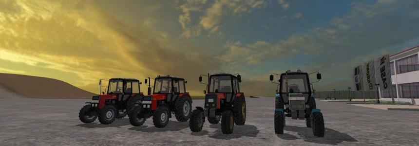 Pack Of Tows Tractors And Tools V2