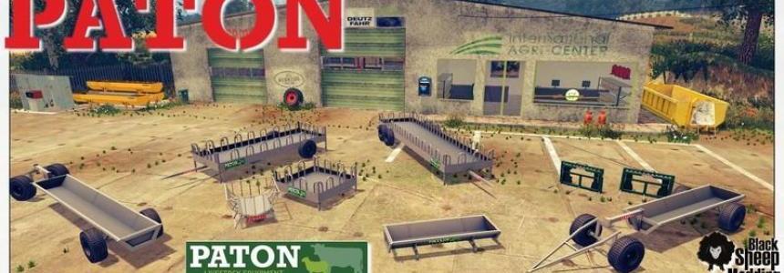 Pack Paton Livestock feeder v1.0