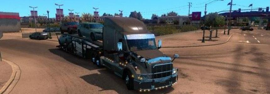 Peterbilt 579 Cabin Accessories v1.2
