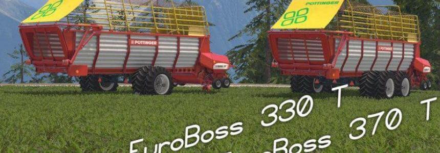 Poettinger Euroboss 330T + 370T v1.0