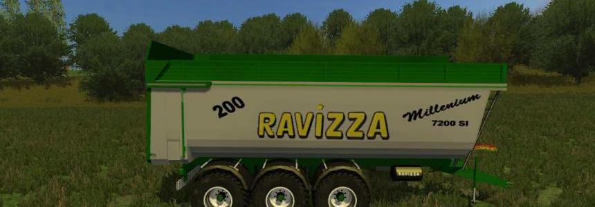 Ravizza Millenium 7200 livrea JD v2.0