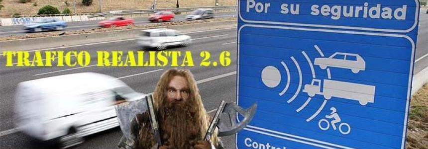 Realistic Traffic v2.6 by Rockeropasiempre 1.25.x