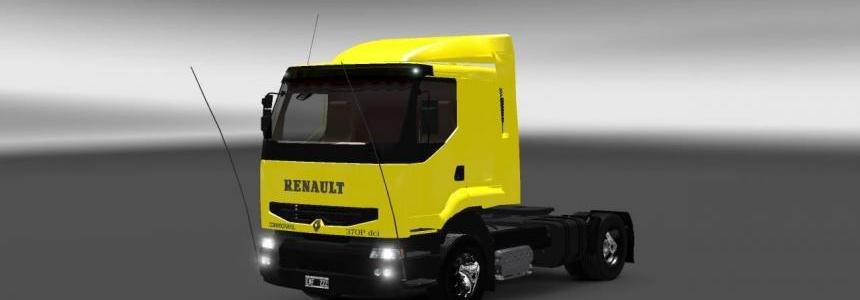 Renault 370 dci 1.24.x