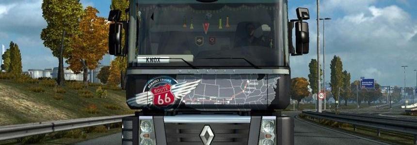 Renault Magnum Updates v15.03