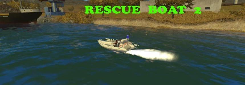 Rescue Boat v2
