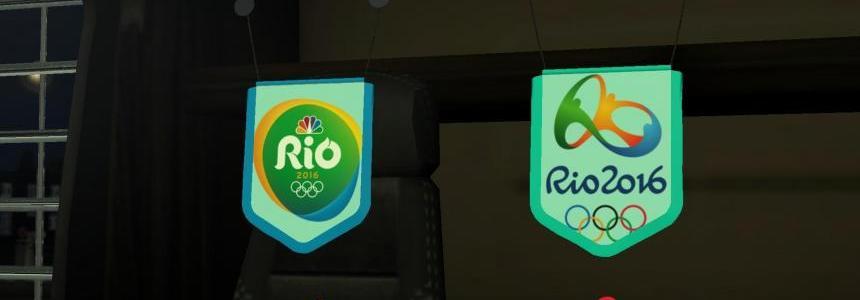 RIO 2016 PENNANTS
