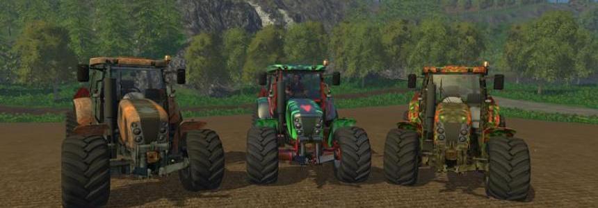Rustrax 320R v0.1 beta