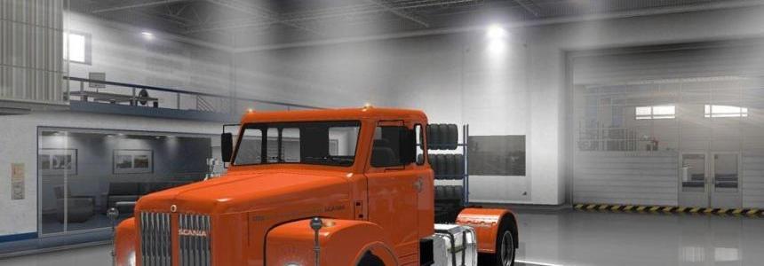 Scania 111s 1.24.x