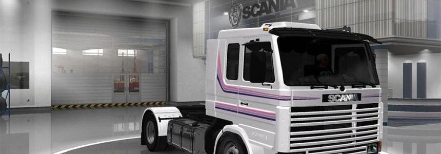 Scania 113 V2