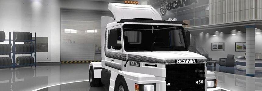 Scania 143H 1.24.x