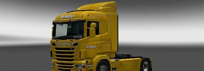 Scania Highline Jumbo Skin