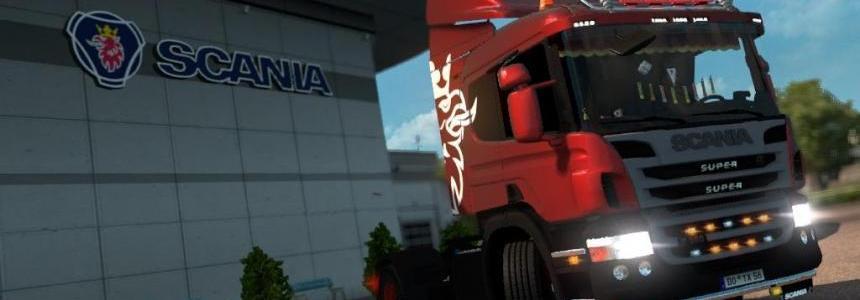 Scania p360 v1.4