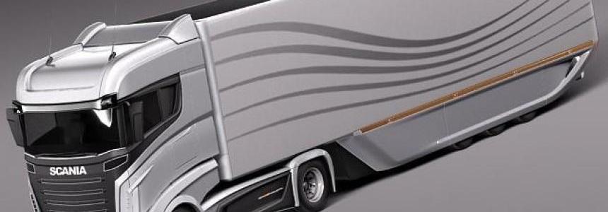 Scania R1000 + AERO 1.24