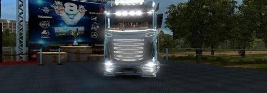 Scania R1000 v 2.0 [Update to 1.25]