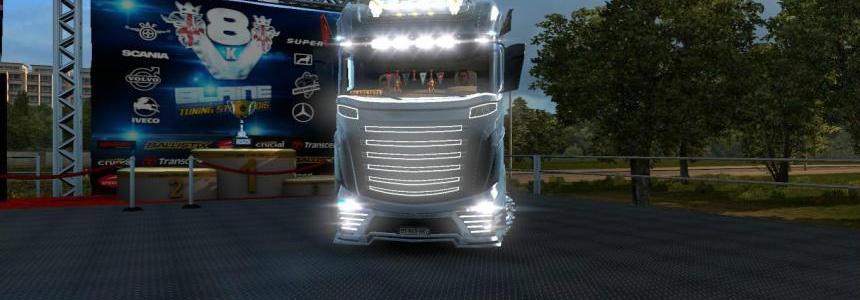 Scania R1000 v1 1.24