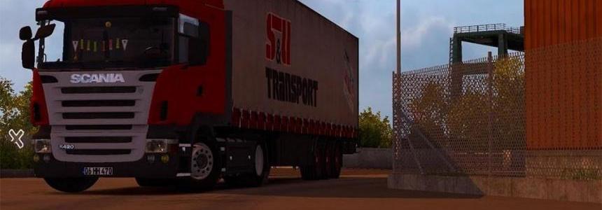 Scania R420 v1.0