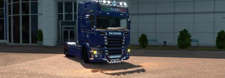 Scania R520 Streamline Ibotti Group v1.0