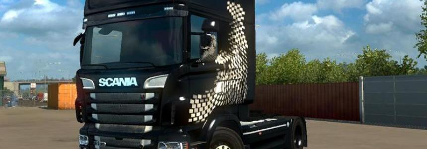 Scania RJL Erkvn Skin Pack 1.24.x