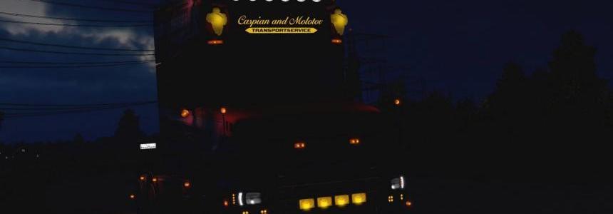Scania T620 v1
