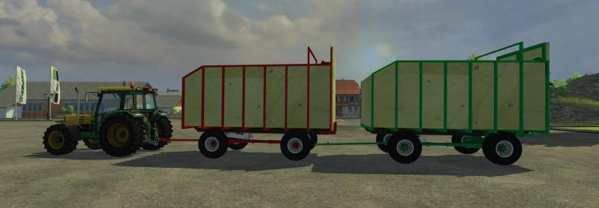 Silage Wagon Pack v1.0
