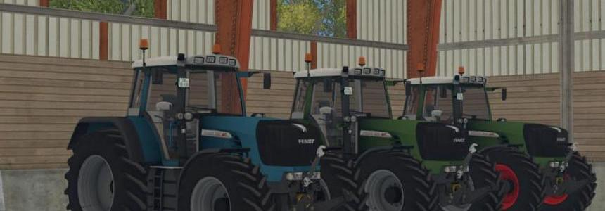 Textures for Fendt 930 Vario TMS v1.0