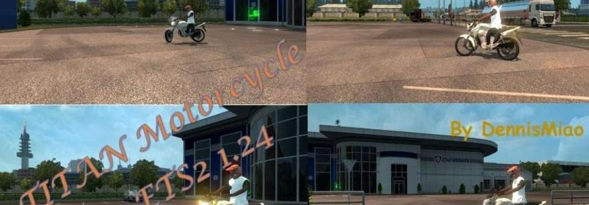 TITAN Motorcycle