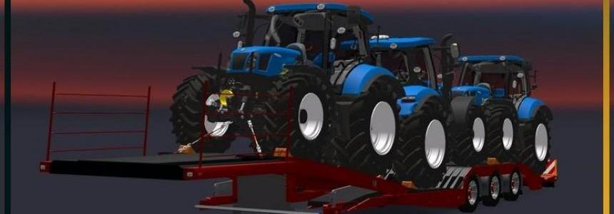 Tractors New Holland