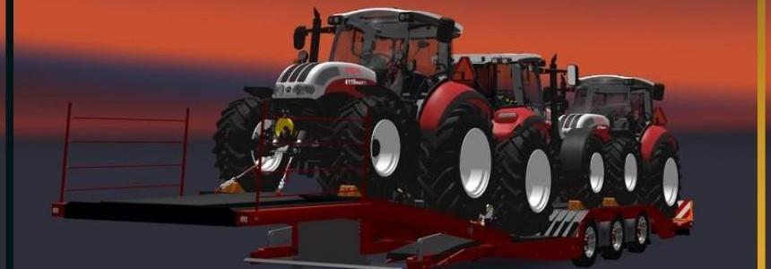 Tractors Steyr V
