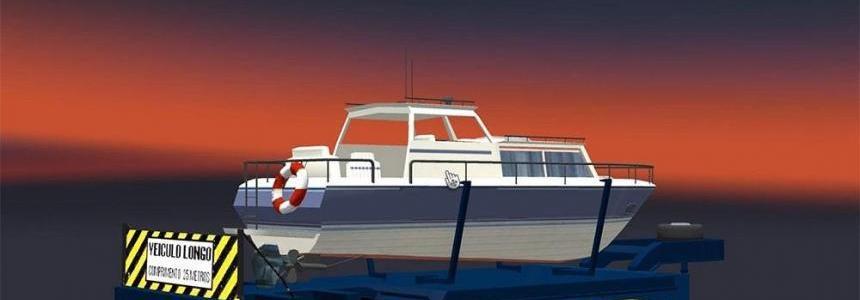 Truck Trailer Boat