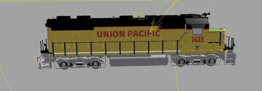 UP train v1.0
