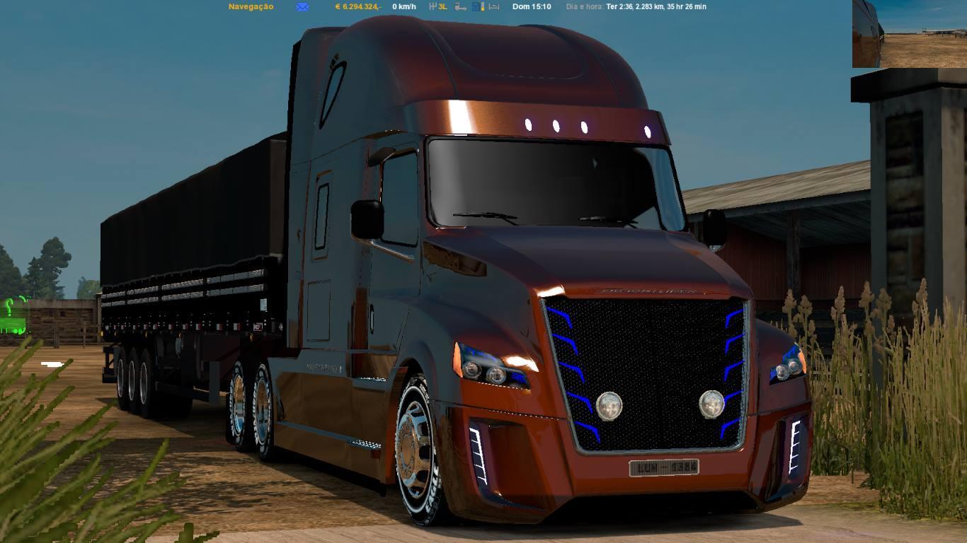 Daimler Freightliner Inspiration v 3.0 Fix