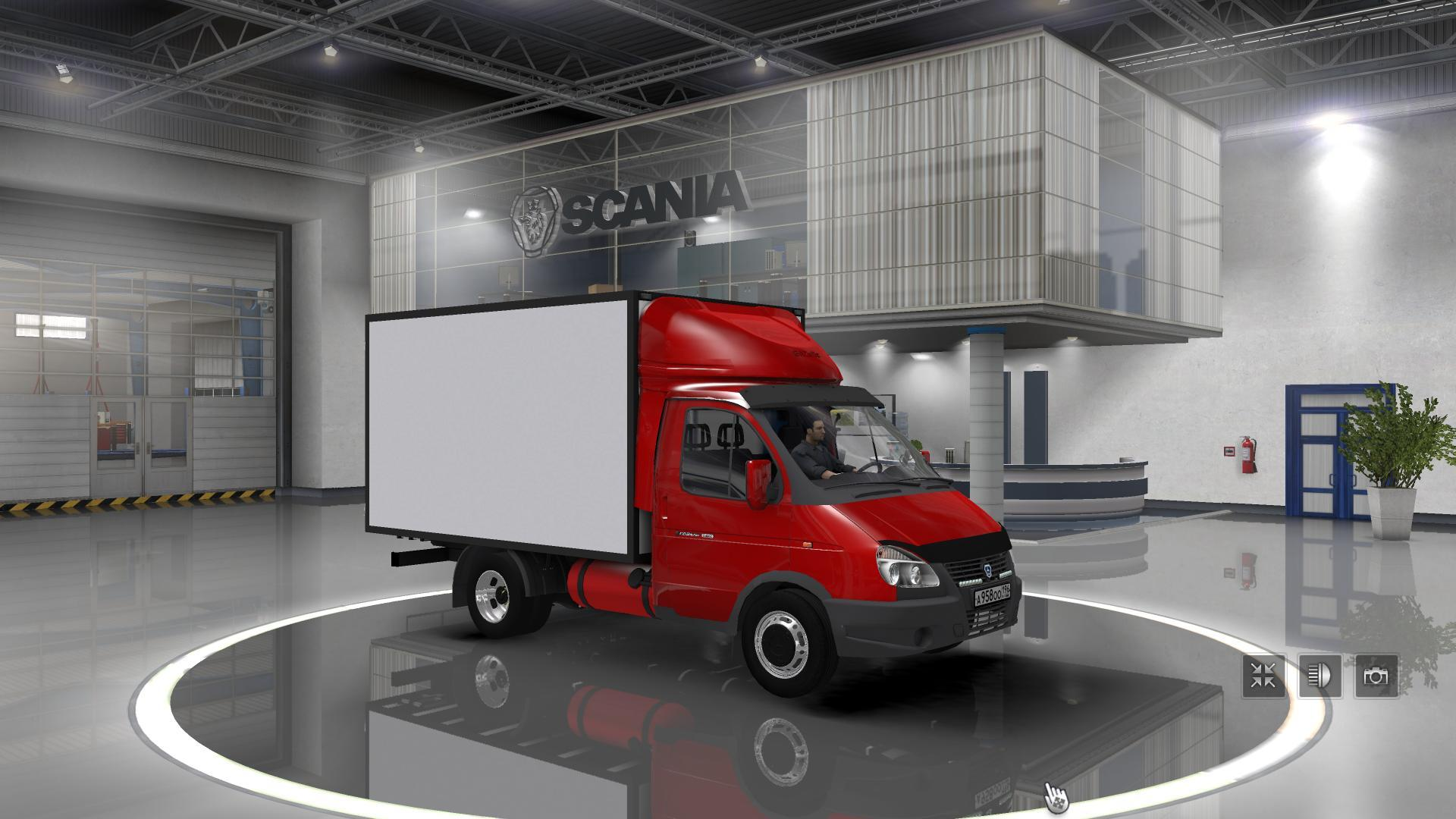 GAZ 3302 Business for v1.24 – v1.23
