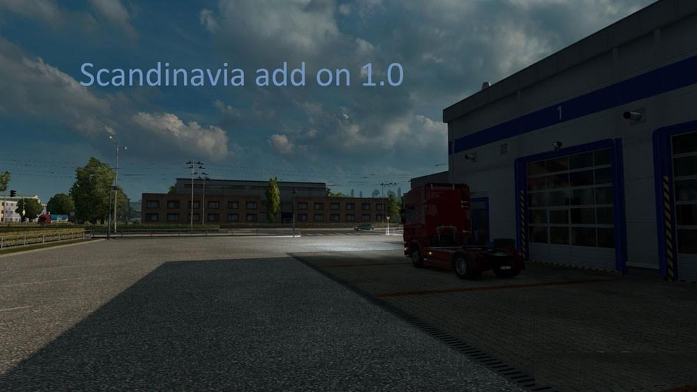 Scandinavia add on v1.0