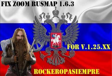 RusMap Zoom v1.6.3 FIX