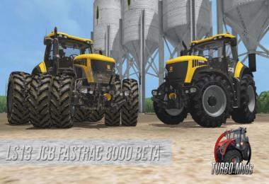 JCB Fastrac 8000 v1.0 BETA