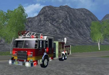 American FireTruck v1