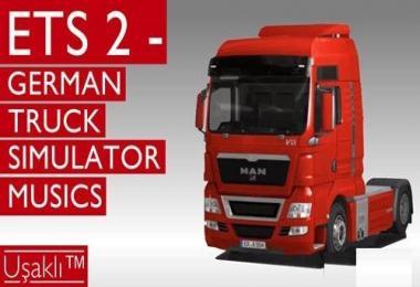 German Truck Simulator Musics v1.0