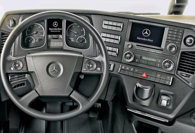 Mercedes Actros MP4 Real Blinker Sounds 1.24.x