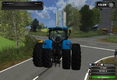 New Holland T6.160 v2.2