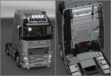 New Volvo FH16 Accessories + Interior v2.2