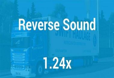 Reverse Sound For All SCS Trucks – 1.24x