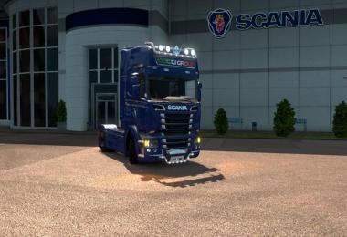 Scania R520 Streamline Ibotti Group v1.0