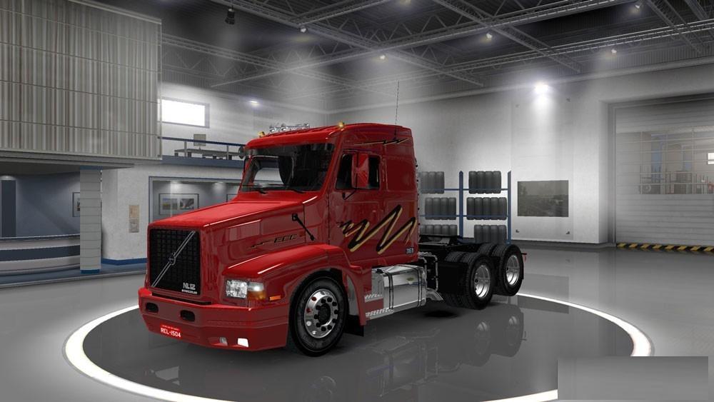 Volvo EDC