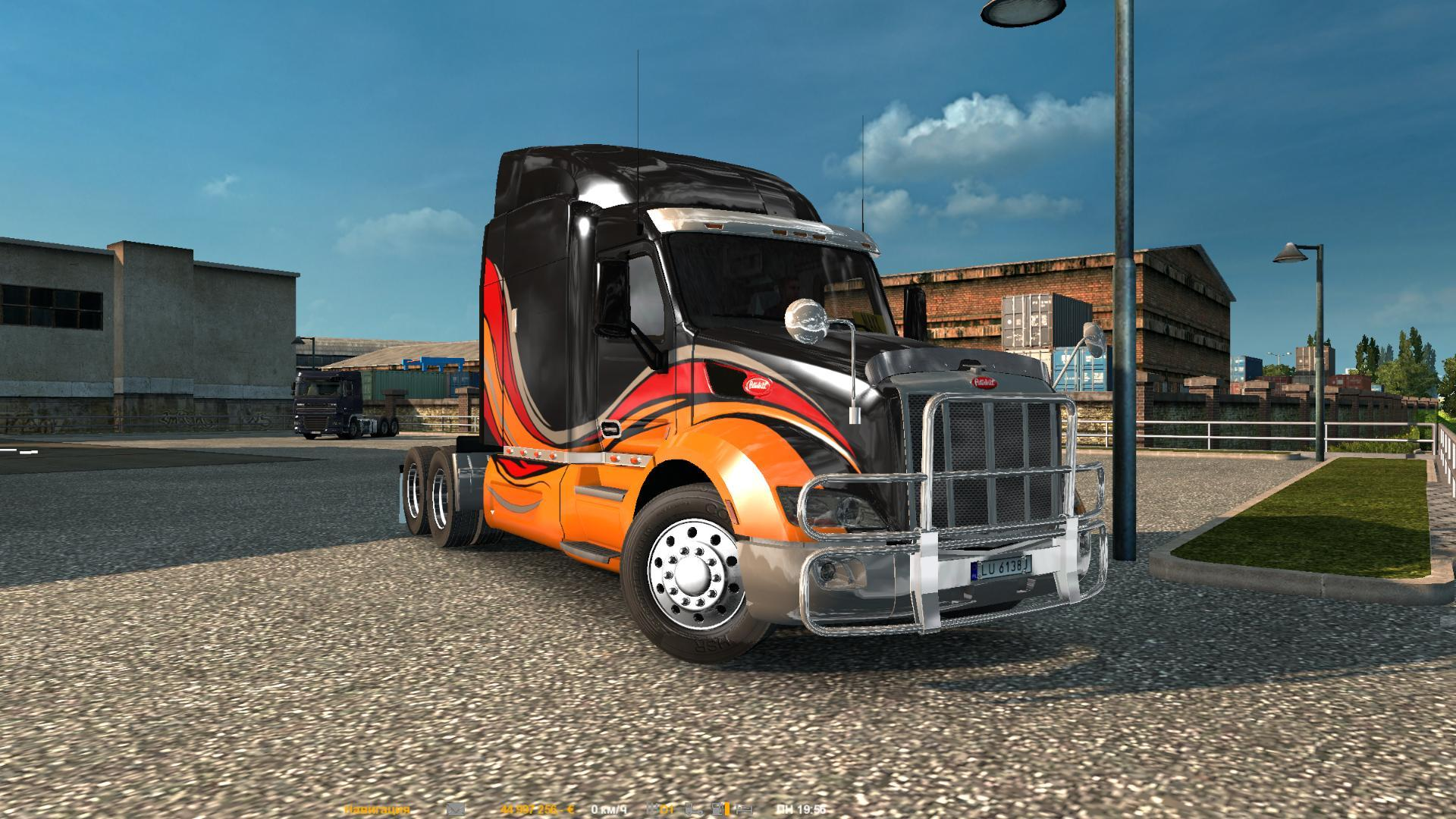 ATS Trucks Pack V1.25